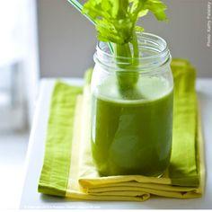 Ginger green juice
