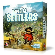 Imperial Settlers - I've eyeballed this long enough; time to pull the trigger!
