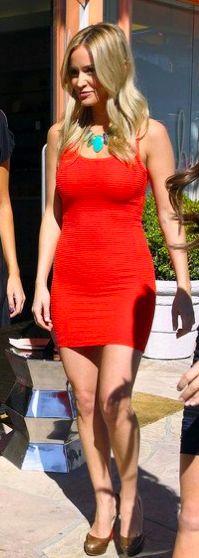 Emily Maynard the new Bachelorette wearing Stella & Dot