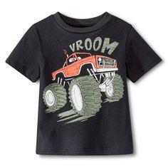 Shirt Both Toddler Boys Monster Truck Tee