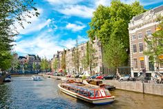 Check out the best tours and activities to experience Amsterdam Canal Ring (Grachtengordel). Don't miss out on great deals for things to do on your trip to Amsterdam! Reserve your spot today and pay when you're ready for thousands of tours on Viator. Amsterdam Sights, Amsterdam Attractions, Amsterdam Travel Guide, Amsterdam Canals, Amsterdam Things To Do In, Amsterdam City, Amsterdam Netherlands, Rembrandt, Amsterdam Holidays