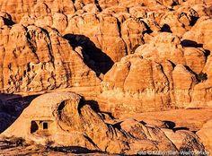 Maximilian Weinzierl – Fotografie – Blog: Raumverdichtung: Jordanische Landschaften