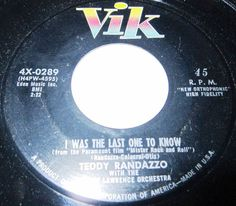 Teddy Randazzo was never quite as visible as other New York-spawned rock & roll talent of the 1950s; to name a few, Dion was more of a star and for a lot longer, and the various members of Jay & the Americans enjoyed hits right to the outset of the '70s. But Randazzo had his day in the sun as a singer, and he also wrote hundreds of songs, and saw many dozens of recordings of the best of his work. Born in Brooklyn in 1937, he was lucky enough to grow up in a musical family, and by 15..