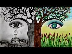 Save Trees Save Earth||Art&Craft with PRATIMA | Azariah Drawing Blog Save Environment Poster Drawing, Save Environment Posters, Environment Painting, Save Earth Drawing, Save Water Poster Drawing, Save Tree Save Earth, Save Earth Posters, Meaningful Drawings, Earth Drawings