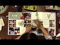 Project life// week 24/2015- process video