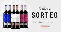 Hemos renovado la imagen de nuestros vinos, y para celebrarlo…