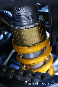Ohlins Shocks from Pashnit: http://www.pashnit.com/product/ohlins/index_ohlins.html