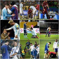 Lo que genera Messi