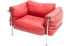 Le Corbusier Grand Confort LC3 Armchair