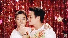"""Kiss from Liza to us  Thank you for the Love // Team Forever ❤️ ABSCBN Christmas Station ID 2015 ❤️ #TeamForever #enriquegil #lizquen #lizasoberano 