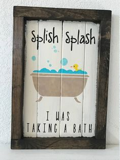 My signs, quotes and bible verses are carefully constructed, entirely hand-painted and hand-lettered (no vinyl), and stained in my own special process to give it that distressed, aged look that we love Because I hand paint each sign, there can be slight variations from sign to sign. I