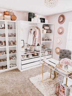 Dressing Room Decor, Dressing Room Design, Dressing Room Closet, Dressing Rooms, Home Office Closet, Home Office Decor, Home Decor, Interior Office, Office Ideas