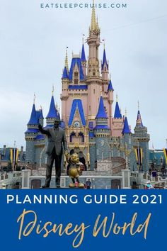 How to Plan a Trip to Disney World in 2021 - This complete guide covers everything you need to know about planning a Disney World trip in 2021. Packing List For Disney, Disney Tips, Disney Hotels, Disney Vacations, Cruise Checklist, Cruise Reviews, Disney Springs, Disney World Trip, Disney Cruise Line