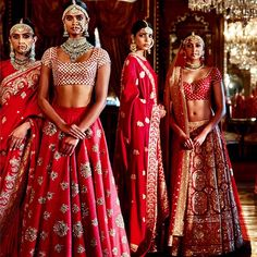 #VagabombPicks: 21 Sabyasachi Creations That Prove He's the Emperor of Indian Wedding Outfits