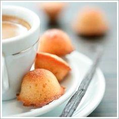 A financier recipe from Parisian master baker Eric Kayser of Maison Kayser.