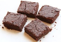 Sourdough brownies, an interesting concept, and the result is that I really enjoyed these!! Will definatly make these again. ~H