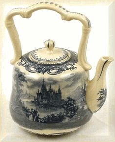 porcelain teapot $18.69