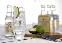 Fever-Tree Tonic compliments the spirit
