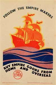 Horace Taylor Poster Illustrators, Empire, British, Public Service, Art Prints, Marketing, The Originals, Mini, Boats