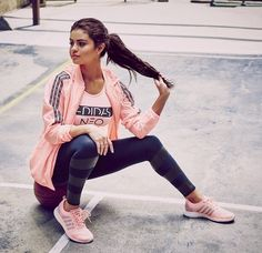 Selena Gomez workout clothes #fitness #workout | SHOP @ FitnessApparelExpress.com