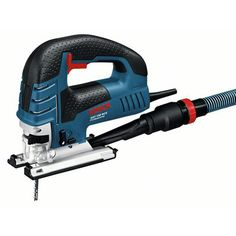 Bosch GST150BCE/2 Professional Heavy Duty 780W Jigsaw 110V offers a highly durable design specially manufactured to give powerful performance. It comes fitted with a 4 stage pendulum gives fast cutting action, offers keyless blade change and variable speed control. | L040551