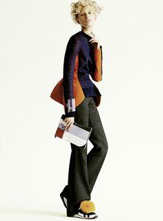 Glamour Editorial September 2014