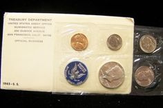 As Pictured Possessing Chinese Flavors Efficient 1979 Uncirculated Coin Set Us Mint