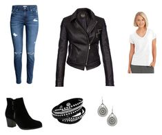 """""""Moto Jacket Outfit"""""""