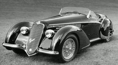 1938 - Alfa Romeo 8C 2900 B