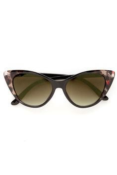 Cute Cat-Eye Sunglasses - Grey Sunglasses - $10.00