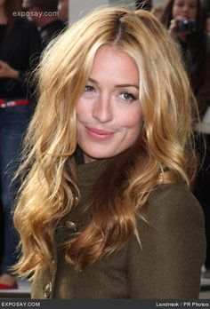 Cat Deeley = my new hair icon