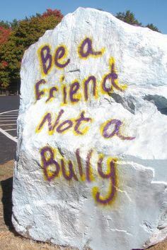 Stop all the hate!!!!!!!! Me and my friends were laughed at because we could not do a good push-up!!!! A bunch of people who weren't even laughing got in trouble. It all happened because stupid bullies were laughing!!!! If you are against bullying repost now!!!!!
