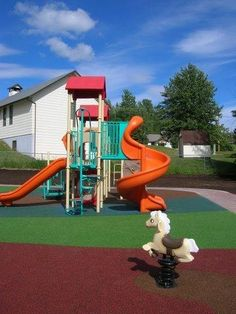 Surface grant for playground opens Jan 2016