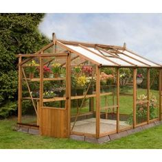 Alton Traditional Greenhouse | Greenhouses | Keen Gardener