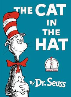 Dr. Seuss The Cat in the Hat Book Library Binding $17.99