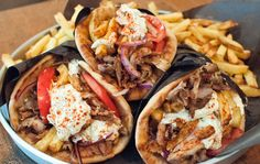In Athens, there are a lot of places to eat economically. Souvlaki, street food and delicious breakfast, lunch and dinner are available for you.