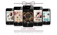 Make you own app to be used for your wedding. could get creative! like a photo app that lets guests take pictures of your special day that maybe you couldn't get.