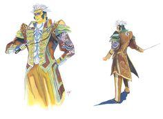 Mondo from Saga Frontier