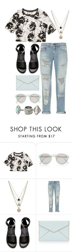 """""""*Is this just a wicked game? Will it wash with the next rain?*"""" by alyssadc ❤ liked on Polyvore featuring Abercrombie & Fitch, River Island, LowLuv, rag & bone, H&M, Rebecca Minkoff and MANGO"""