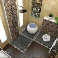 Toilet And Bathroom Design, Small Bathroom Layout, Small Bathroom With Shower, Toilet Design, Laundry Room Design, Home Room Design, Simple Bathroom, Bathroom Interior Design, Modern Bathroom