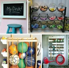 Make your life much easier with these 15 hacks for home organization..
