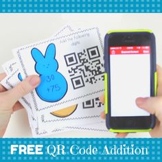 FREE Double and Triple Digit Addition QR Fun by Jeannie Hunter