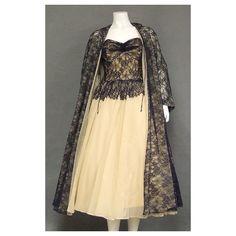Formal Wear & Cocktail Dresses VINTAGEOUS VINTAGE CLOTHING ❤ liked on Polyvore