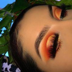Gorgeous Makeup: Tips and Tricks With Eye Makeup and Eyeshadow – Makeup Design Ideas Makeup Eye Looks, Cute Makeup, Gorgeous Makeup, Pretty Makeup, Skin Makeup, Makeup Eyeshadow, Makeup Goals, Makeup Inspo, Makeup Inspiration