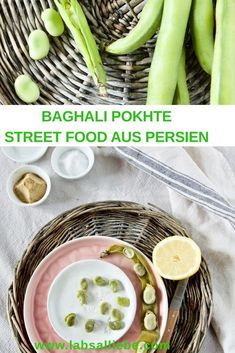 Baghali Pokhte & Healthy Street Food from Persia & Labsalliebe The post Baghali Pokhte & Healthy Street Food from Persia appeared first on Food Monster. Delicious Vegan Recipes, Snack Recipes, Dessert Recipes, Yummy Food, Edamame, Lab, Oriental Food, Finger Foods, Vegan Vegetarian