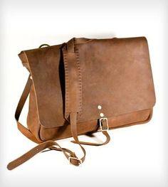 Postal Messenger Bag