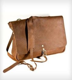 Postal Messenger Bag