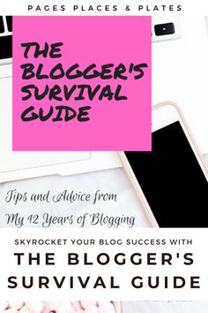 Are you a beginner blogger, or someone looking to improve your blog? The Blogger's Survival Guide is filled with loads of practical tips and advice to skyrocket your blog success and improve your blogging journey. If you want to monetise your blog and make it your business then you'd be crazy not to check it out!