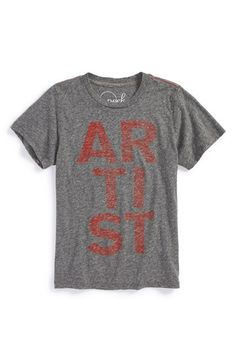 Peek Artist Graphic T-Shirt (Toddler Boys, Little Boys & Big Boys) available at #Nordstrom