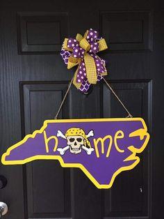 new arrival cd45e 54053 College Dorm Door, College House, Pirate Door, Tailgate Decorations, Ecu  Pirates,